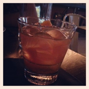 La De Blog - Malort Old Fashioned @ Takito