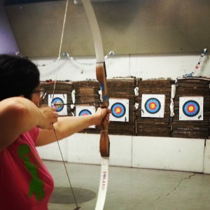 La De Blog - Archery Bow Range