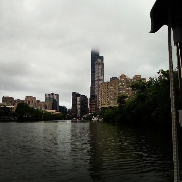La De Blog - Derek Bday Boat
