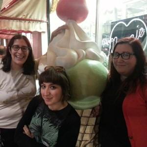 La De Blog - Me, Steff, & Heidi