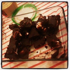 La De Blog - Vegan Fudge