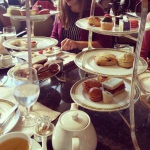 La De Blog - High Tea @ Peninsula