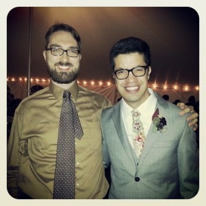 La De Blog - Zack & Alex