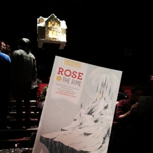La De Blog - Rose and the Rime