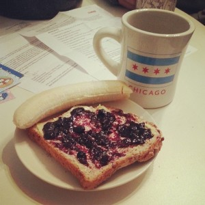 La De Blog - Blueberry Jam from Food in Jars