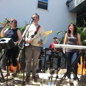 La De Blog - Rocketship @ Trans Pecos
