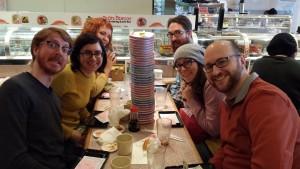 La De Blog - Sushi Station
