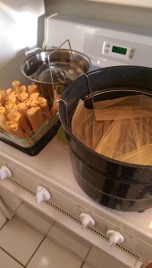La De Blog - 2015-03-15 Chicago Food Swap - vegan tamales