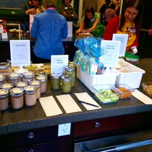 La De Blog - 2015-03-15 Chicago Food Swap - what I made