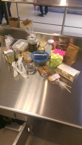La De Blog - 2015-04-19 Chicago Food Swap - my haul