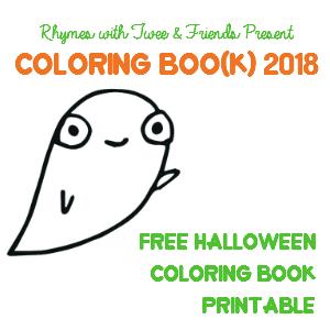 Coloring Boo(k) 2018 Blog Image