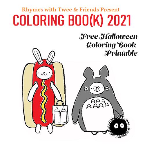Coloring Boo(k) 2021 Blog Image -